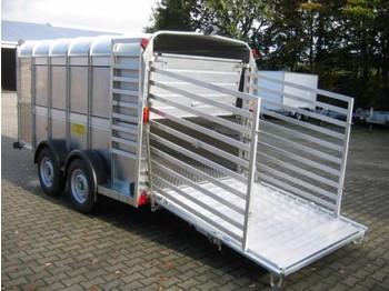 Ifor Williams TA510  - přívěs na přepravu zvířat
