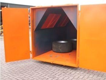 New Portaalhuisjes - promenjivo telo/ kontejner