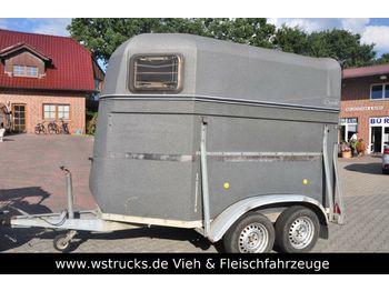 Przyczepa do przewozu zwierząt Böckmann Classic 2 Pferde