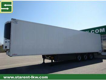 Refrigeraattori puoliperävaunu Schmitz Cargobull Thermotrailer, Thermo King SLXi300, Palka, DD