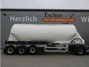 Säiliöauto puoliperävaunu Feldbinder EUT 40.3, Leichtmetallfelgen, Luft/Lift, BPW