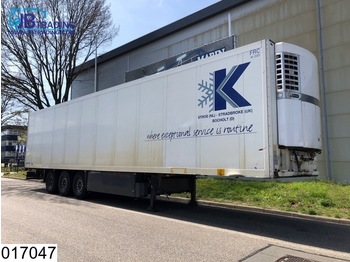 Schmitz Cargobull Koel vries Thermoking, Disc brakes, 2 Cool units - refrižeratorius puspriekabė