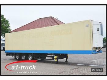 Schmitz - SKO 24, Doppelstock, Thermoking SLX 20  - refrižeratorius puspriekabė
