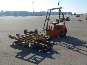 Clark Forklift (Incomplete) - oldalvillás targoncá