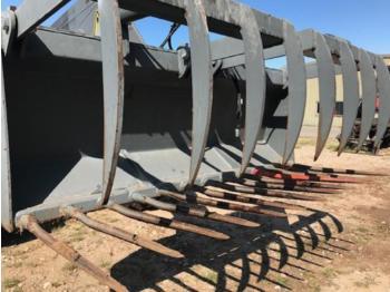 Weidemann 1,90 m Krokodilgebiß - teleszkópos rakodó