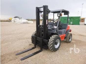 AGRIA TH160 4x4 - terepjáró képességű targoncá