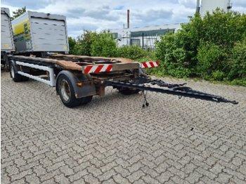 HAR 18.70 Container Anhänger - reboque transportador de contêineres/ caixa móvel