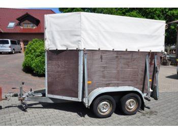 Reboque transporte de gado Holz Plane 1,5 Pferde