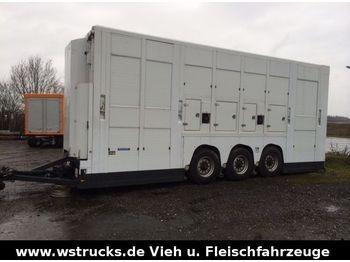 Menke Tridem Doppelstock  - reboque transporte de gado