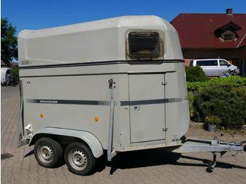 Böckmann Cavallo Spezial 2 Pferde  - transporte de ganado remolque