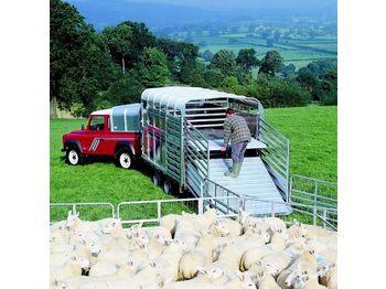Ifor Williams TA510 - transporte de ganado remolque