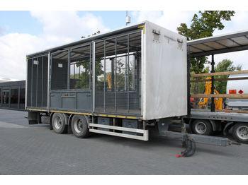 TRANSPORT OF ANIMALS/BIRDS/ HEN/18 T KONAR JG - transporte de ganado remolque