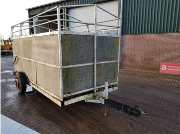 Transporte de ganado remolque Veewagen