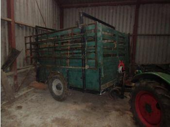 Transporte de ganado remolque Veewagen voor 2 a 3 koeien