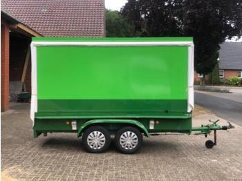 Haverkamp Tandem-Verkaufswagen - remorcă