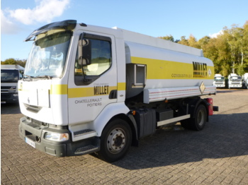 صهريج شاحنة Renault Midlum 250 4x2 fuel tank 11.5 m3 / 4 comp