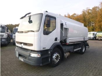 صهريج شاحنة Renault Premium 270.18 4x2 fuel tank 12.5 m3 / 5 comp