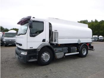 صهريج شاحنة Renault Premium 270 dci 4x2 fuel tank 13.5 m3 / 3 comp