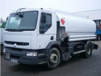 صهريج شاحنة Renault Premium 300 4x2 fuel tank 13.5 m3 / 6 comp.