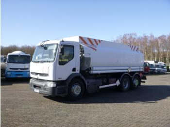 صهريج شاحنة Renault Premium 320.26 6x2 fuel tank 18.8 m3 / 5 comp