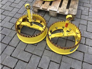 Hjuldekk Kock & Sohn KN 180 - 150 mm