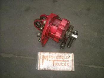 Reservedeler Rotor v. kraan