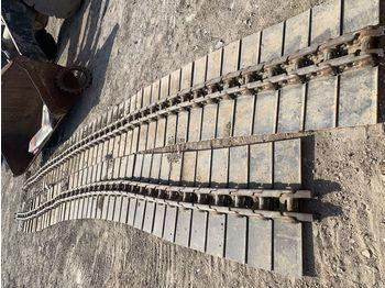 Gosenica Łańcuch klepka 70 cm Płytka doosan 225 caterpillar dx 140 200 excavator stave CATERPILLAR