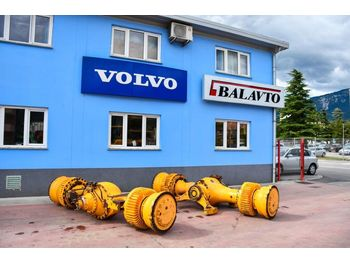 VOLVO ahw90 FRONT AND REAR - sprednja os