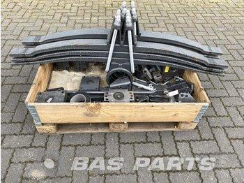 VOLVO FH (Meerdere types) Spring kit tandemstel 8151413 - челична суспензија