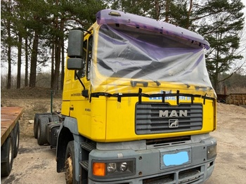 Кабина MAN TIPPER COMPLETE CABIN