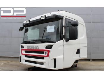 Scania CR19  - кабина