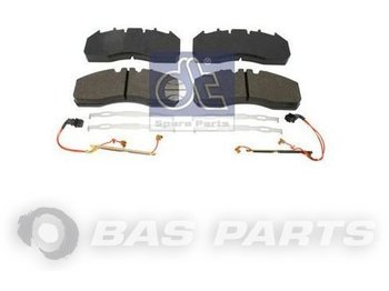 DT SPARE PARTS Disc brake pad kit 5001864363 - кочни дискови