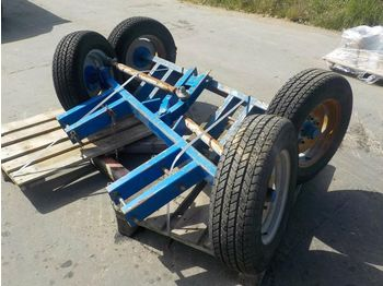 Trailer Axle (2 of) - оска