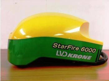John Deere SF 6000 - систем за навигација