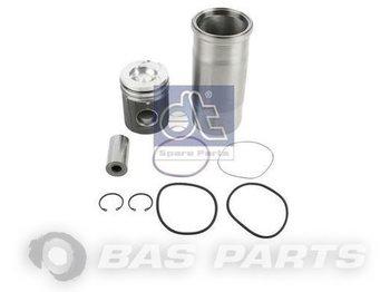 DT SPARE PARTS Piston met cilindervoering 477470 - klipovi/ prstenovi/ izolatori