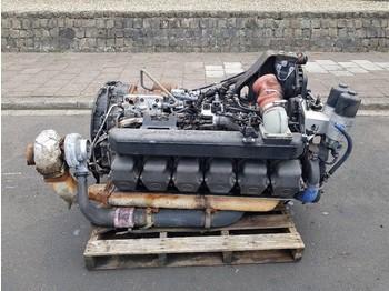 Mercedes-Benz OM457HLA.111/3-00 - motor