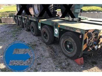 Rimorkio Goldhofer Goldhofer - THP / E 3 Schwerlast Modul Anhänger
