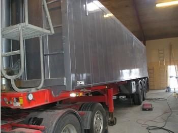 KELBERG 48 T. tiptrailer - rimorkio