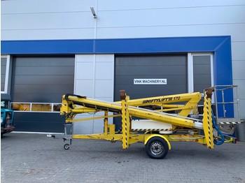 Rimorkio Niftylift 170 H D E Hoogwerker: foto 1