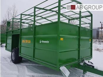 Dinapolis livestock trailers-TRV 510 5t 5.1m - rimorkio bagëtish