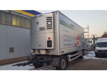 Chereau Fleisch / Rohrbahnanhänger Thermo King SL 200  - rimorkio frigorifer