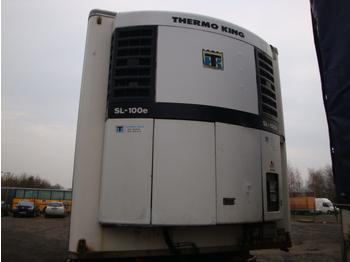 Chereau Rohrbahnen SL-100 - rimorkio frigorifer