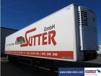 Chereau Semitrailer Reefer Standard Doubledeck - rimorkio frigorifer
