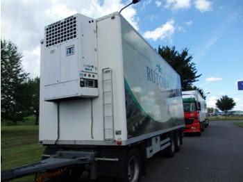 Chereau Thermo king LND 2 max + 10 tyres + ROR - rimorkio frigorifer