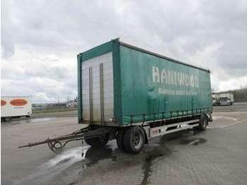 Kel-Berg 20 tons - rimorkio me perde anësore