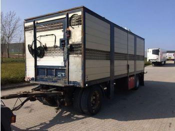 Kel-Berg Dobbelt dÊk - 2 Stock - 2 Floor  - rimorkio me vagonetë të mbyllur