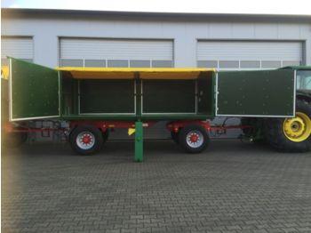 Kroeger 18 tonner Interne Nr. K 0362  - rimorkio vetëshkarkuese