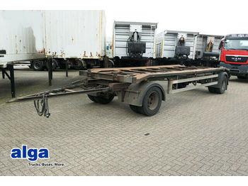 Carnehl Anhänger für ATL bis 7 meter, Luftfederung  - transportjer kontejnerësh/ rimorkio me karroceri të çmontueshme