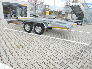 Autotransporter 4 X 2 M  - araba taşıyıcı römork