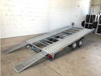Araba taşıyıcı römork HUMBAUR MTK 30 42 22 Autotransporter